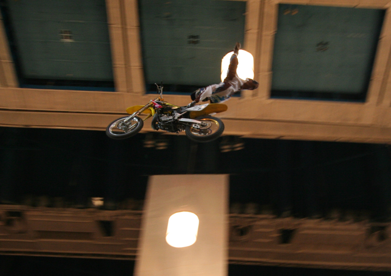 SX supercross Moscow 2007